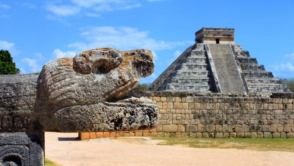Chichén Itzá Imperio Maya Mexico - Maravilla del Mundo Moderno